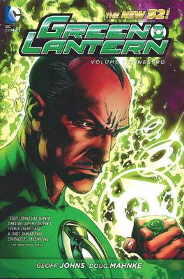 Green Lantern 1 By Johns, Geoff/ Mahnke, Doug (ILT)